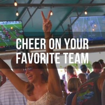 Watch Your Favorite Sports Team at Two Georges