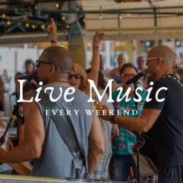 Live Music at Two Georges Waterfront Grille Boynton Beach Florida